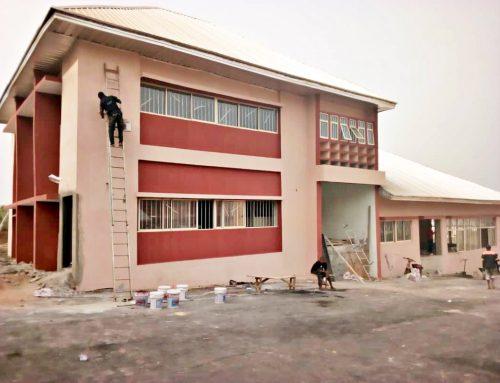 Grundtvig Polytechnic Student Centre